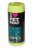 Pet Head Brush Your Teeth Wipes 50 ks