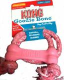 Kong  Goodie Bone Puppy s provazem X-Small