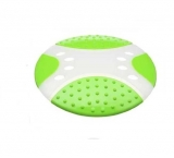 Throw Dental - plastovo gumové frisbee 17 cm