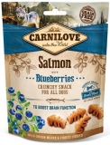 Carnilove Crunchy Snack Salmon and Blueberries - 200 g