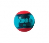 KONG Squeezz ACTION BALL - small, 1 ks