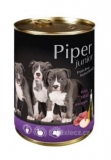 PIPER JUNIOR - telecí s jablky, 400g