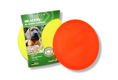 Healthy Fly dogfrisbee disk mini