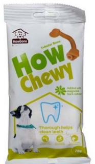 HOW CHEWY - dental 180 g SLEVA