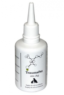 TraumaPet oto Ag 100 ml