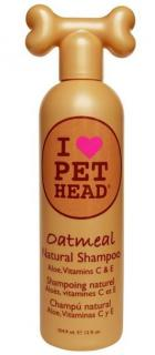 Pet Head OATMEAL NATURAL