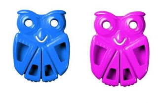 KONG Quest Critters Owl Small