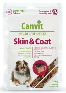 Skin and Coat Canvit 200g