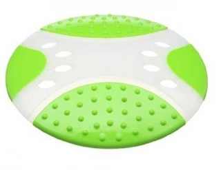 Throw Dental - plastovo gumové frisbee 23 cm