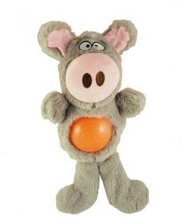 Plyšová hračka - prasátko s kulatým pupíkem 9c0057a41f