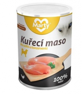 MARTY ESSENTIAL -  kuřecí 800 g