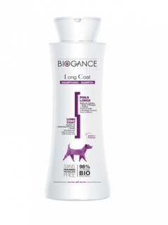 BIOGANCE Long Coat šampon 250 ml