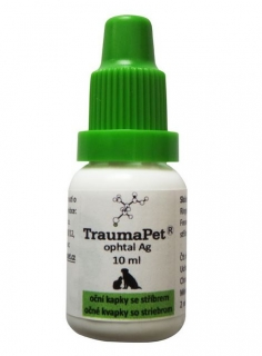 TraumaPet ophtal Ag 10 ml